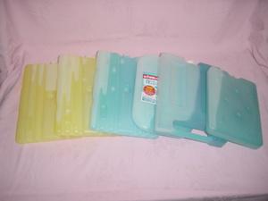 ◆大容量Bigサイズ【6個Set】保冷剤 保冷パック アイスパック クーラーBox バック ボックスにGood!!!