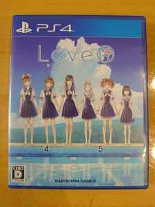 中古 PS4 LoveR ラヴアール