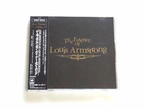 国内盤 CD【30DP5034】ジ・エッセンス・オブ・ルイ・アームストロング The Essence Of Louis Armstrong / 送料310円~