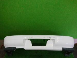 インプレッサWRX GF8 リアバンパー 230 ホワイト 個人宅配送不可