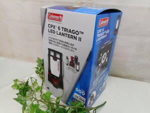 コールマン ランタン トライアゴTM LEDランタンⅡ CP×6 アウトドアギア 新品