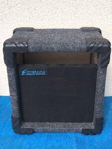 筐体 スピーカー キャビネット 極上美品 SPEAKER CABINET 小型 コンパクトサイズ SP BOX 音の聴き比べ ギターアンプ ベースアンプ 自作等に