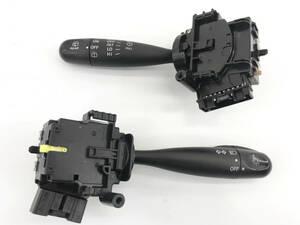 _b38135 ニッサン モコ S DBA-MG22S コンビネーションスイッチ レバー ライト ディマー ワイパー C05
