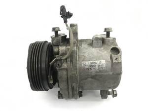 _b38135 ニッサン モコ S DBA-MG22S エアコン コンプレッサー AC クーラー 95201-58J10 スズキ MRワゴン MF22S