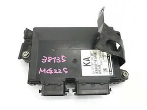 _b38135 ニッサン モコ S DBA-MG22S エンジンコンピューター メイン ECU 33920-81JE0 スズキ MRワゴン MF22S