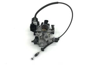 _b38907 スズキ ワゴンR FXリミテッド DBA-MH23S スロットルボディ ワイヤー センサー付き K6A マツダ AZワゴン MJ23S