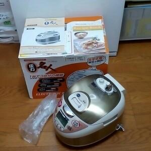 新品  圧力名人  IH 0640  日本電子工業 玄米を美味しく炊く 炊飯器