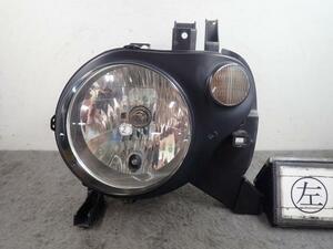 スピアーノ CBA-HF21S 左ヘッドライト 1A38-51-041