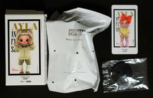 新品 AYLA Animal Fashion Show Dot piggy POP MART POPMART ポップマート アイラ エルフ 検) Winter Elf LABUBU ラブブ