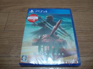 ★ 新品 PS4 メタルマックス ゼノ 初回生産特典付き ★