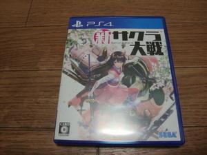 ★ PS4 新サクラ大戦 ★