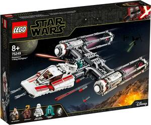 レゴ(LEGO) スター・ウォーズ レジスタンス Y-ウィング・スターファイター 75249