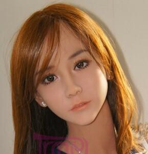 【 頭部のみ】超精巧な褐色美少女マネキン フィギュア 撮影や一人暮らしのインテリアに 【組立不要】