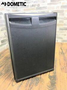 Dometic 小型電気冷蔵庫 RH430LD 30L 16年製 右開き 動作確認済 静音 ドイツ製 ベッドサイド mini Bar 1ドア ホテル客室 ⑨