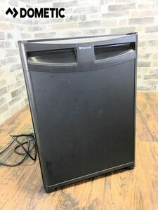 Dometic 小型電気冷蔵庫 RH430LD 30L 15年製 右開き 動作確認済 静音 ドイツ製 ベッドサイド mini Bar 1ドア ホテル客室 ⑧