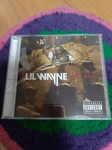 【CD】Lil Wayne - Rebirth【同梱可能】ヒップホップ eminem等参加のダークなロックに挑戦した意欲的アルバム