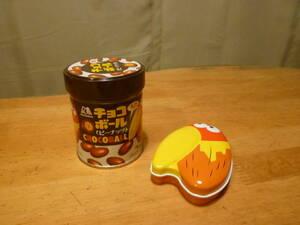 森永 キョロちゃんのチョコボール缶等