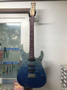Marvin Custom Guitars ST