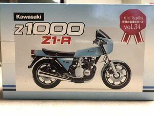 Z1000Z1-RとおまけCB750世界の名車レッドバロン非売品