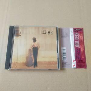 KEB'MO' ケブ・モ CD