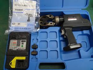 ●泉精器 電動油圧式圧着工具 REC-150F  IZUMI イズミ 電動油圧式工具 ●9