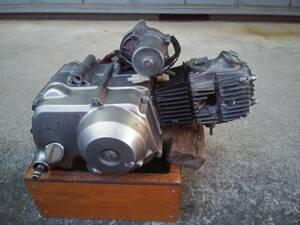 カブ フルOH C70ベース セル付82cc 遠心クラッチ フルオーパホール済エンジン OH後未走行 カブ モンキー ゴリラ dax シャリー1