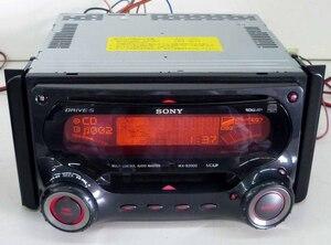 * SONY  Sony Corporation  2DIN CD/MD  автомобиль  аудио  [ WX-S2000 ] USED товары  *
