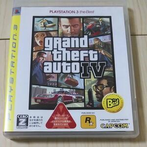 【PS3】グランド・セフト・オートⅣ Grand Theft Auto