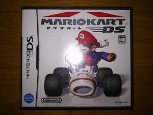 DS ソフト マリオカートDS 新品・未開封