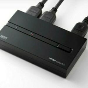 サンワサプライ HDMI切替器 SW-HD21