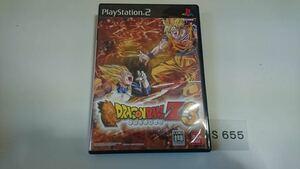 ドラゴンボール Z 3 SONY PS 2 プレイステーション PlayStation プレステ 2 ゲーム ソフト 中古 BANDAI