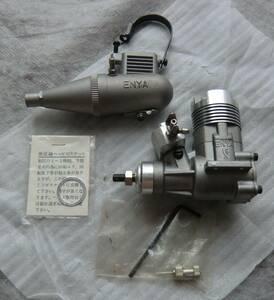 ENYA◆19X モデルエンジン//マフラー付き◎おまけ
