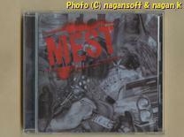 ★即決★ MEST (メスト) / MEST -- 米国シカゴ出身、2003年発表、メジャーデビュー3rdアルバム