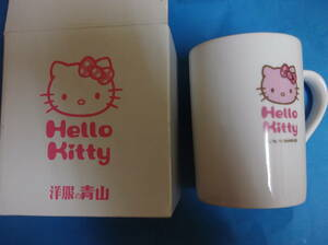 ★レア非売品入手困難★可愛いハローキティオリジナルマグカップ★