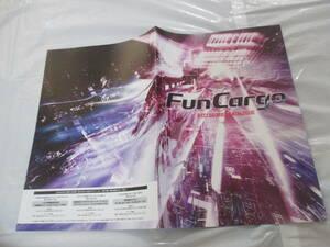 庫28303 カタログ ■トヨタ TOYOTA ■ファンカーゴ OP アクセサリー ■2002.8 発行●15 ページ