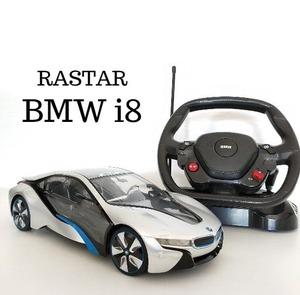RASTAR BMW i8市販モデル正規認証車1/14ラジコンカーディーラ