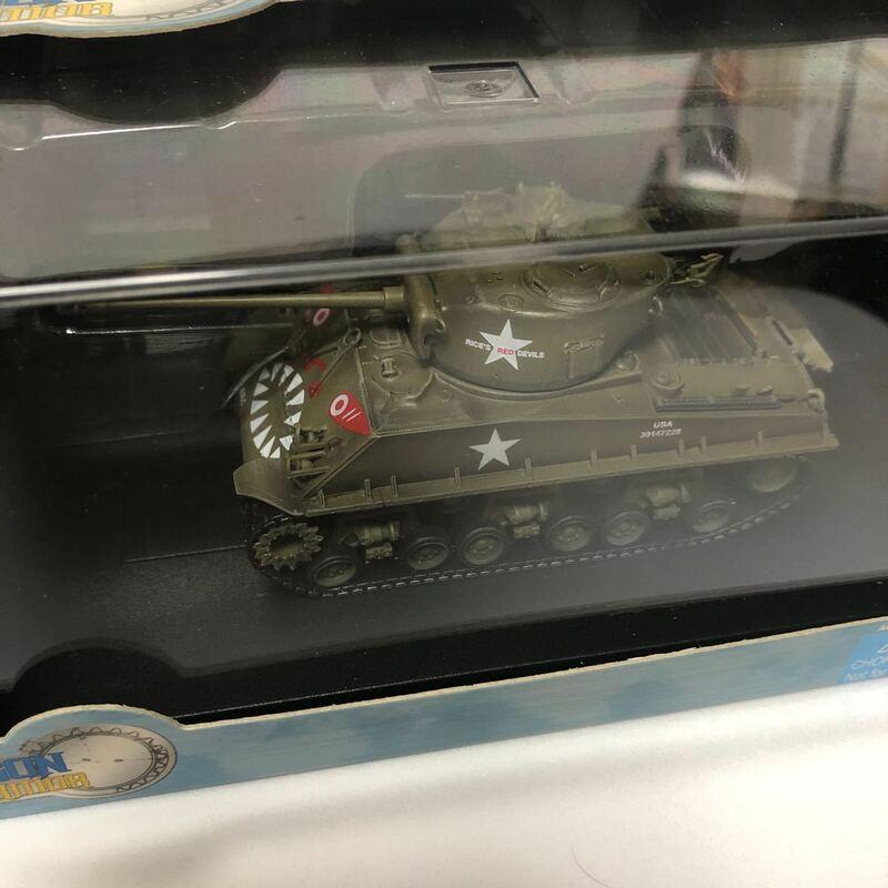 M4A3E8 (76W) HVSS シャーマン 1/72 ドラゴンアーマー 第89戦車大隊 韓国 漢江 1951 アメリカ軍 朝鮮戦争 抗美援朝60周年限定品