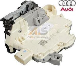 【M's】AUDI A4/S4/RS4(8K)・A5/S5/RS5(8F/8T)純正品 フロント ドアロック アクチュエーター(右側)//アウディ 右H用 8J2-837-016A