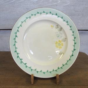 BURLEIGH バーレイ デザートプレート デザート皿 イギリス ビンテージ食器 Burgess& Leigh 英国製 plate 1014sa