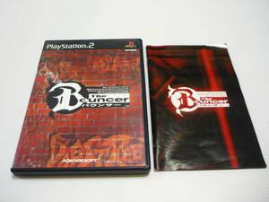 【送料無料】PS2 バウンサー / プレイステーション2 / ゲームソフト