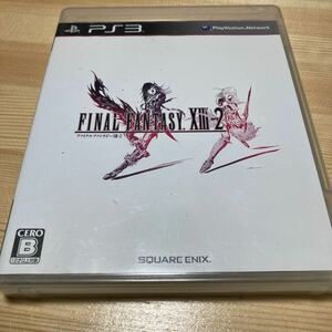 【PS3】 ファイナルファンタジー13-2 通常版