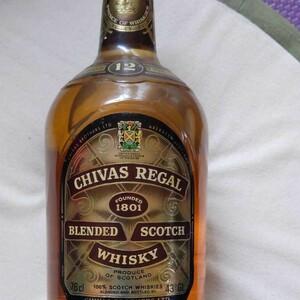 シーバスリーガル12年 古酒
