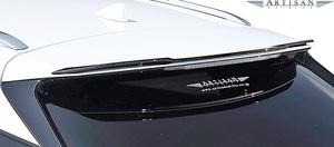 【M's】LEXUS 前期 20 RX 300 200t 350 450h F SPORT (2015.10-2019.7) ARTISAN SPIRITS リヤ ルーフスポイラー // FRP アーティシャン