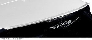【M's】LEXUS 10系 NX 200t / 300h 前期 (2014.7-2017.9) ARTISAN SPIRITS リヤルーフスポイラー // FRP アーティシャンスピリッツ
