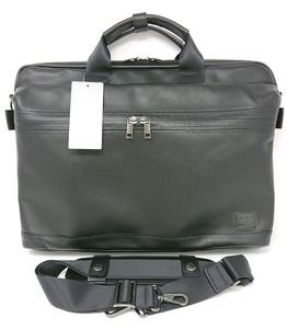 新品 未使用 BEAMS×PORTER 2WAY ビジネスバッグ ビームス ポーター 吉田カバン 黒 ブラック 033-05056 ブリーフケース 書類かばん