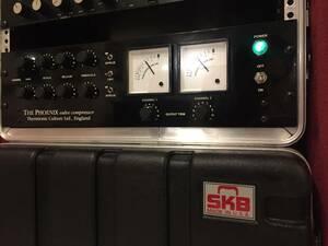 Thermionic Culture Phoenix SB Tube Compressor ( M.I.D стандартный товар ) Phoenix вакуумная трубка компрессор LA2A PULTEC LA3A neve api ssl