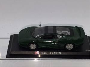 ミニカー 世界の名車シリーズ JAGUAR ジャガー ジャグァー1/43