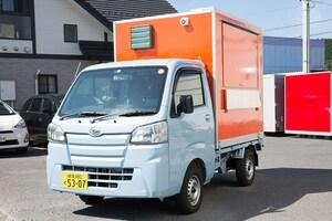 軽 軽トラ キッチンBOX 移動販売 飲食 飲食営業 山春 キッチンカー