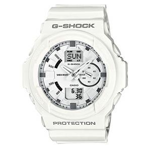 【安心の国内正規品】カシオ Gショック ジーショック 腕時計 メンズ 防水 多機能 アナログデジタル 大きい ホワイト GA-150-7AJF