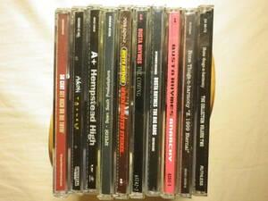 『ヒップホップ系アルバム100枚セット』(50 Cent,Busta Rhymes,Cypress Hill,Eminem,Fugees,Gang Starr,Juvenile,KRS-One,LL Cool J他)